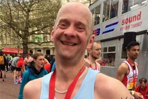 London Marathon 2016 – Gareth