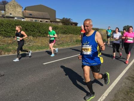 Yorkshire (Sheffield) Half Marathon 2017