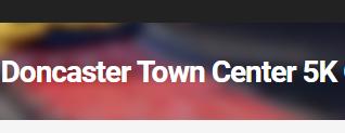 Doncaster Town Centre 5K 2017