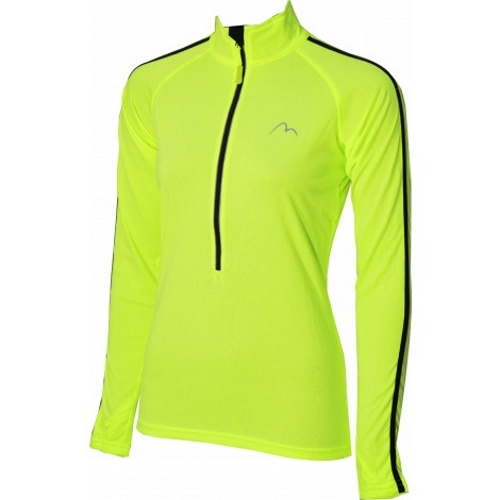Womens High Viz Long Sleeve Top (collect)